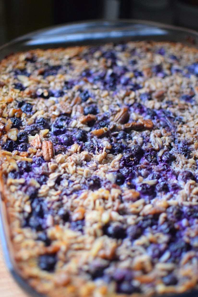 Baked Oatmeal ForMommy
